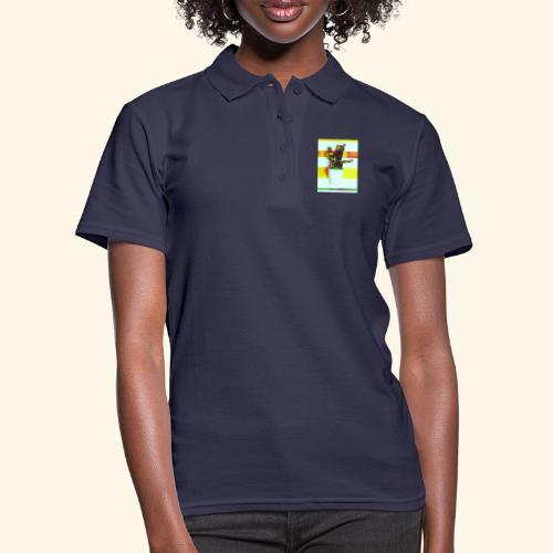 Catctus vintage - Women's Polo Shirt