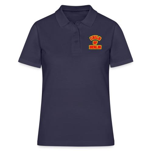 Child of Berlin 70tees - Frauen Polo Shirt