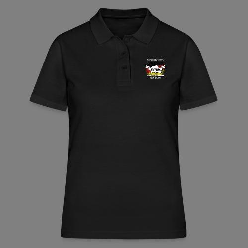 Perfekt Berlin - Frauen Polo Shirt