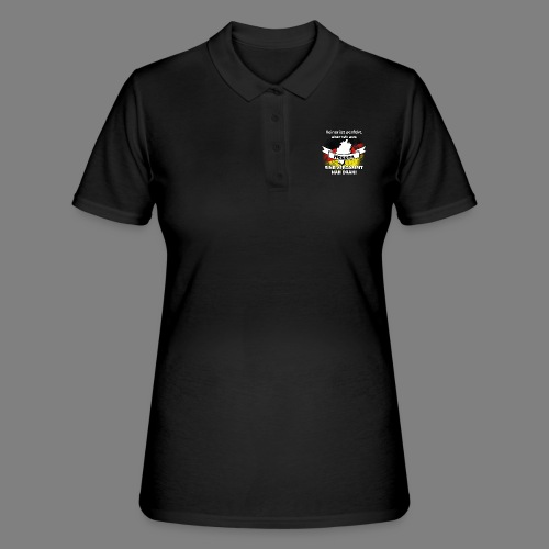 Perfekt Hessen - Frauen Polo Shirt