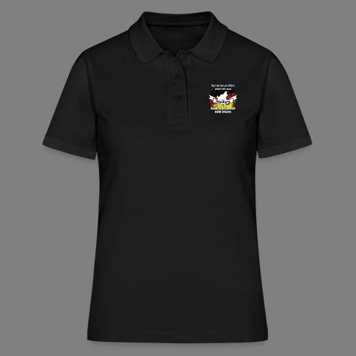 Perfekt Hamburg - Frauen Polo Shirt