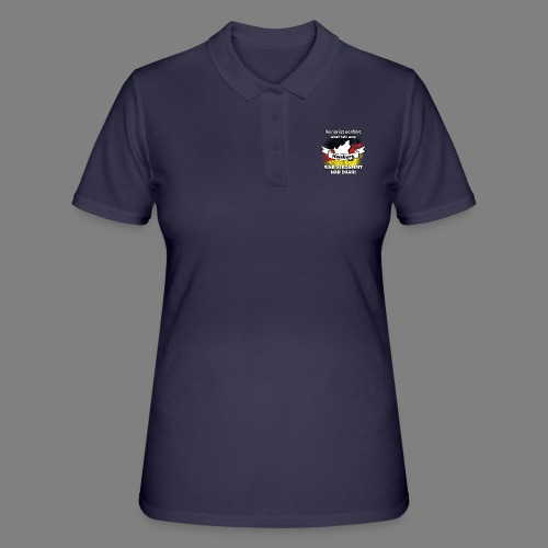 Perfekt Hamburg - Frauen Polo Shirt