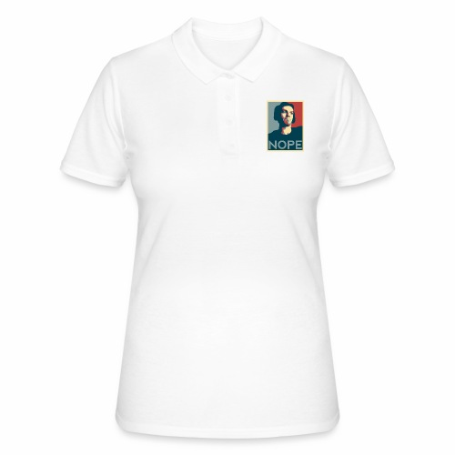NOPE USA - Women's Polo Shirt