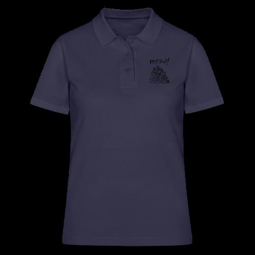 Meow! - Women's Polo Shirt