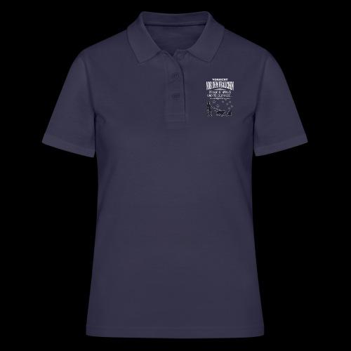 Vorsicht vor dem FRAUCHEN - Frauen Polo Shirt