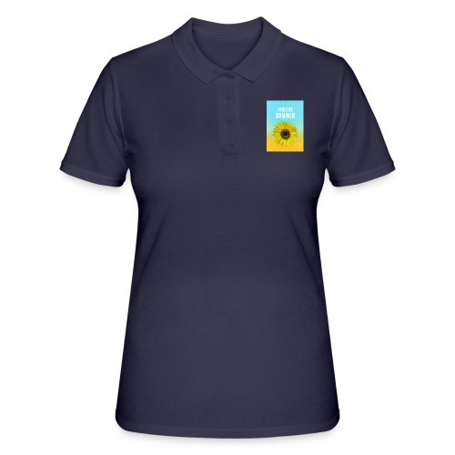 sunflower endless summer Sonnenblume Sommer - Women's Polo Shirt