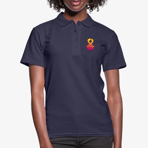 UrlRoulette logo - Women's Polo Shirt
