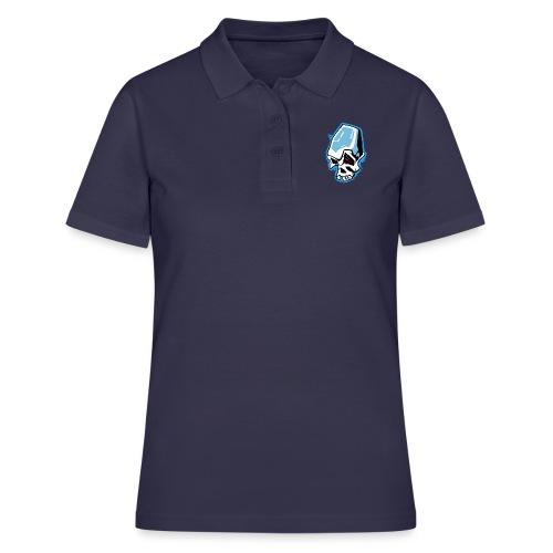 Skull Graffiti - Women's Polo Shirt