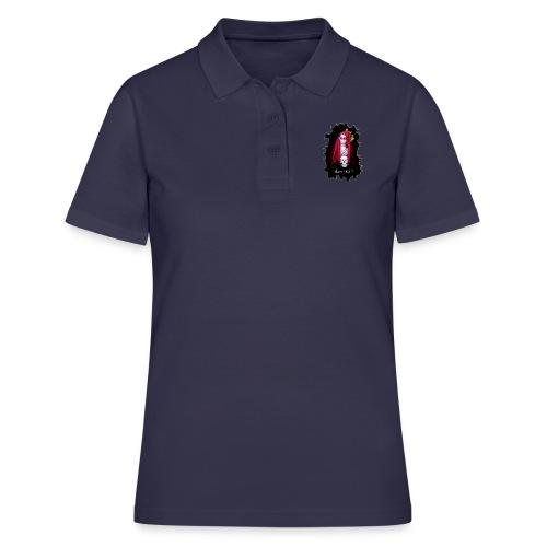 Catrina I Love Night - Rotura - Women's Polo Shirt