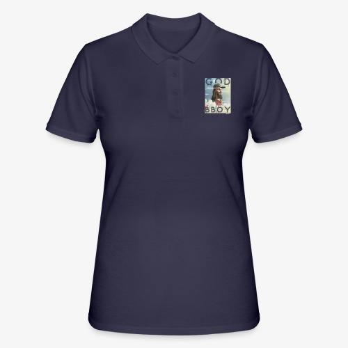bboy - Women's Polo Shirt