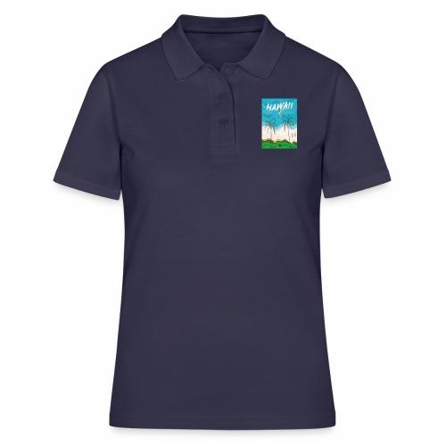 Hawaii - Women's Polo Shirt