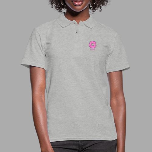 DONUTS - Camiseta polo mujer