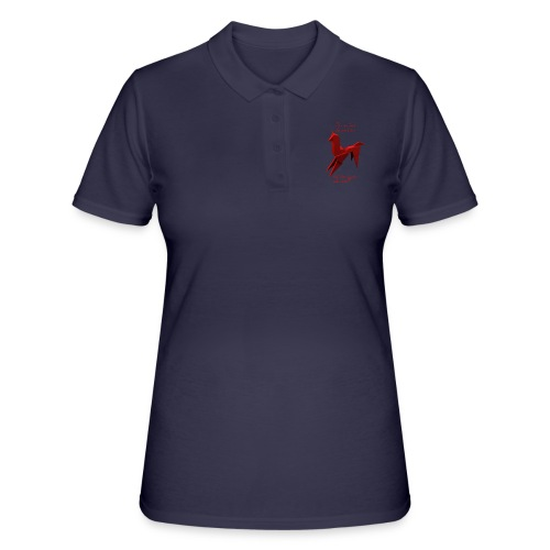 UnicornioBR2 - Women's Polo Shirt