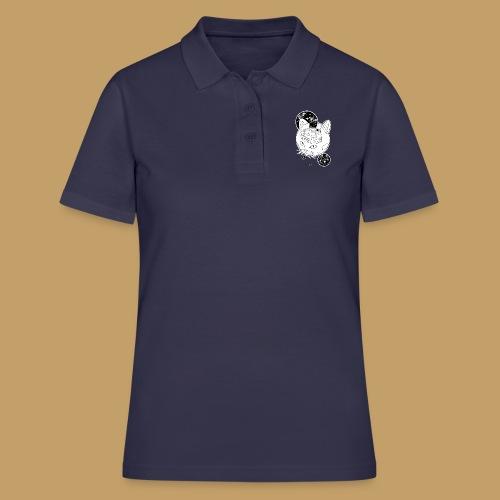 Kosmiczny Kot Imperator - Women's Polo Shirt
