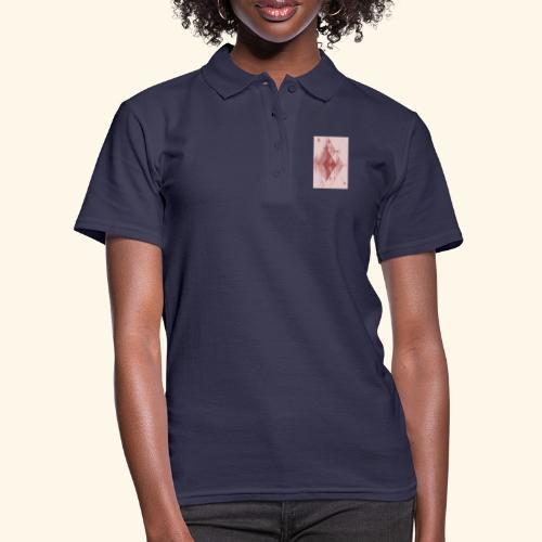 abstract technology - Women's Polo Shirt
