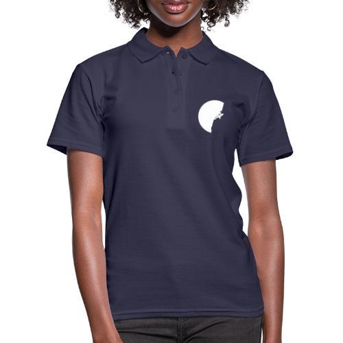 Kletterin - Frauen Polo Shirt