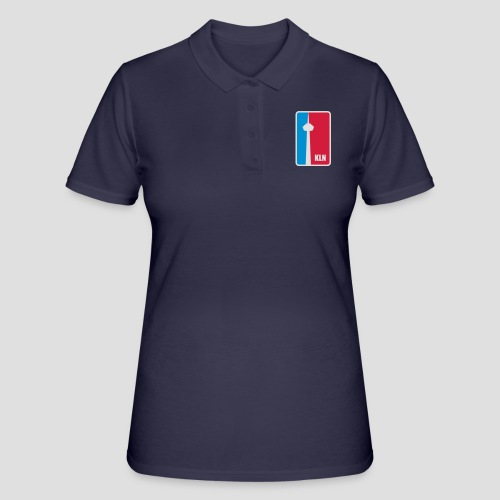 kln_colonius_3c - Frauen Polo Shirt