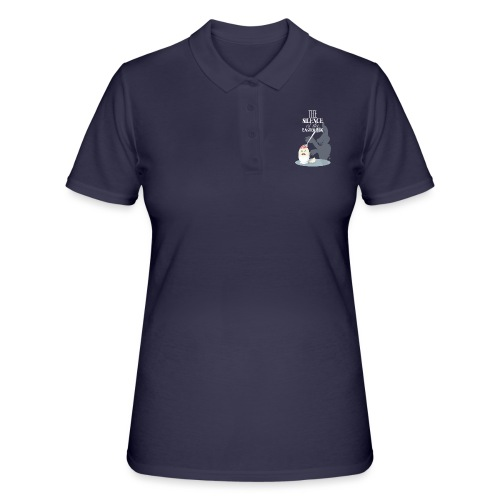 Osterei Zombie - Horror - Easter - Frauen Polo Shirt