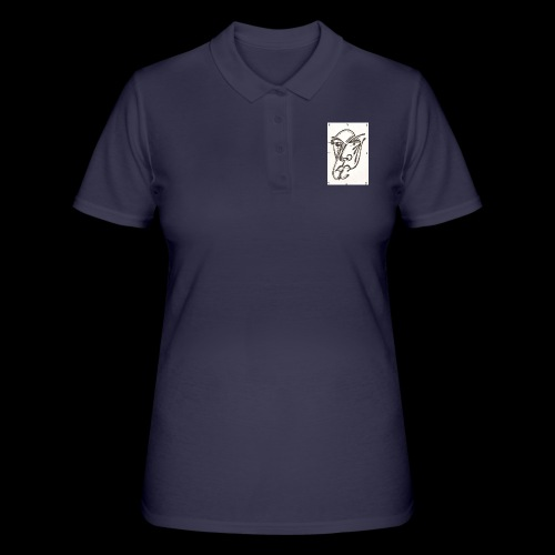 Thames Crossings Hall Of Imagery - Women's Polo Shirt