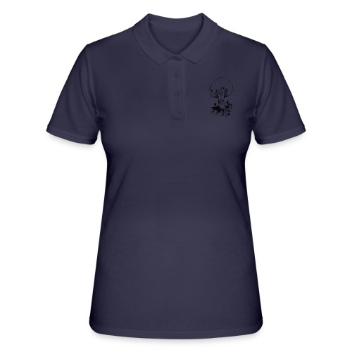 Sage Tree - Women's Polo Shirt