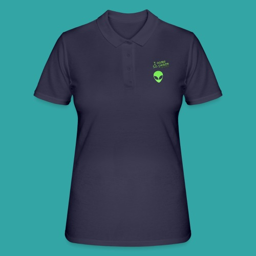 Alien beers - Women's Polo Shirt