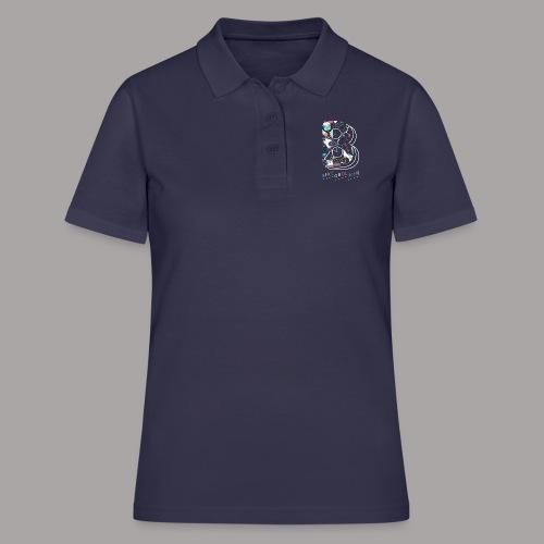 Bikeoholiker Tshirt für Frauen - Frauen Polo Shirt