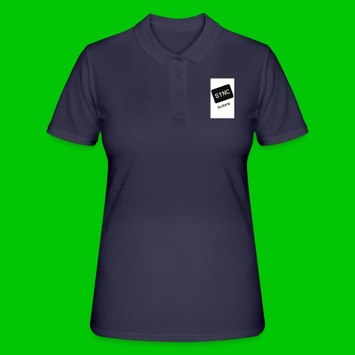 t-shirt-DIETRO_SYNK_SUCKS-jpg - Women's Polo Shirt