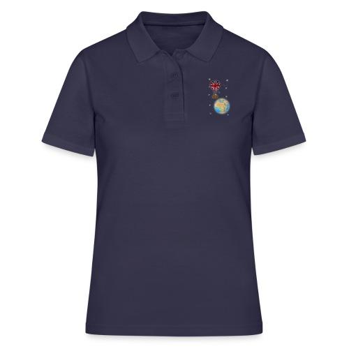 Die Hüter von Orbis- eine Reise nach England - Frauen Polo Shirt