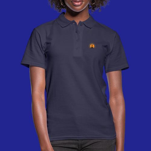 Guramylyfe logo no text black - Women's Polo Shirt