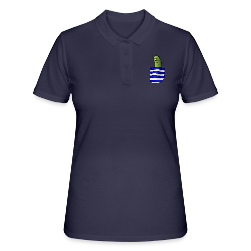 Pocket Pickle #1 - Women's Polo Shirt