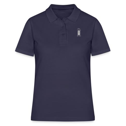 Invisible Gym Design - Women's Polo Shirt