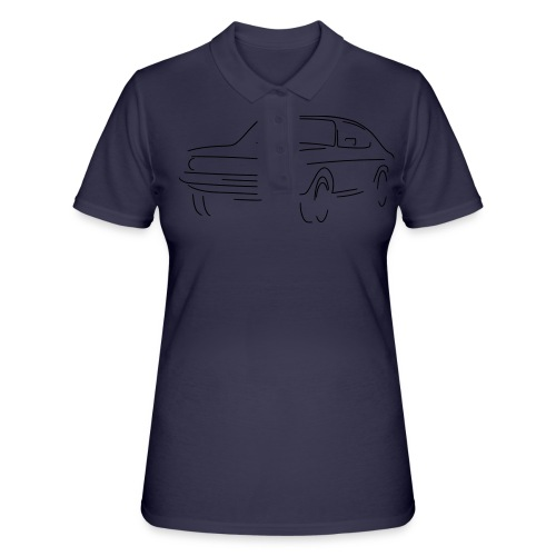 auto slight - Frauen Polo Shirt