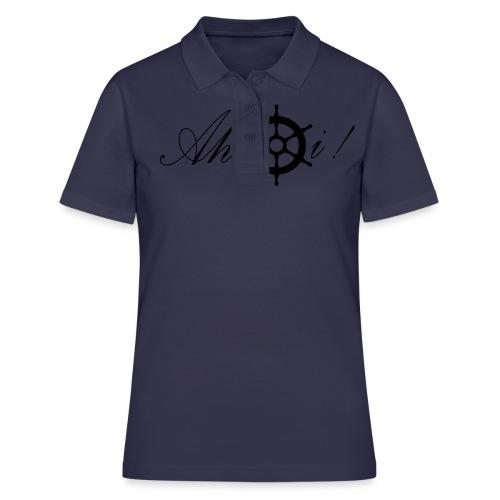Ahoi - Frauen Polo Shirt