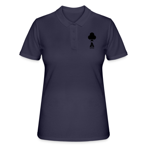 KREUZ ASS - Frauen Polo Shirt