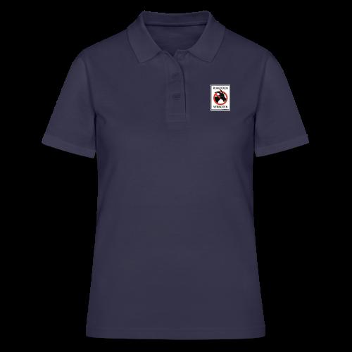 RUMZICKEN VERBOTEN - Frauen Polo Shirt