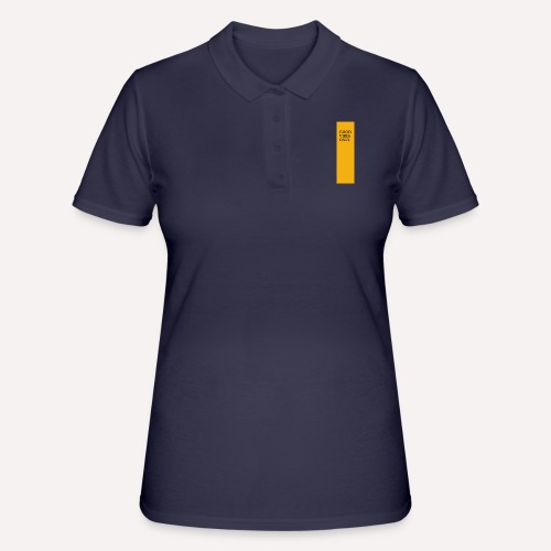 GOOD VIBES ONLY - Women's Polo Shirt