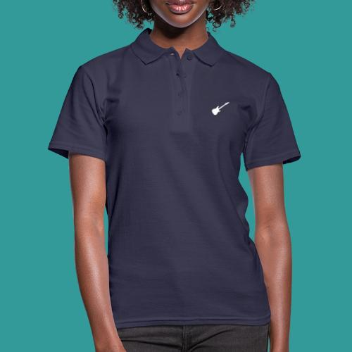 Guitar is Good Logo - Women's Polo Shirt