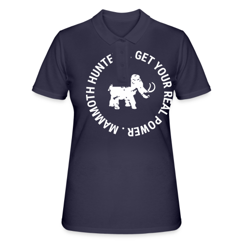 Mammoth Hunters / Mamut - Women's Polo Shirt