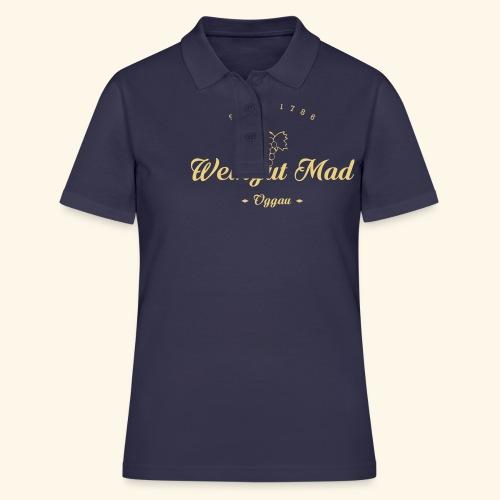 Golden Times - Frauen Polo Shirt