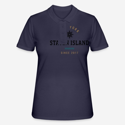 NWE YORK - STATEN ISLAND - Women's Polo Shirt