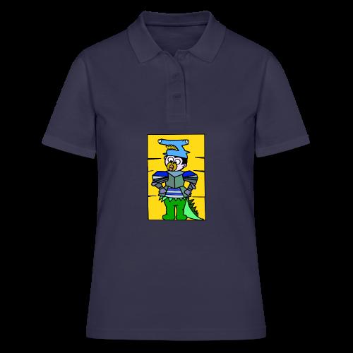 QueenKong boy - Frauen Polo Shirt