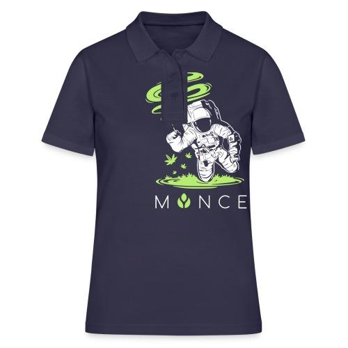MYNCELUV – Astronaut T-Shirt - Frauen Polo Shirt