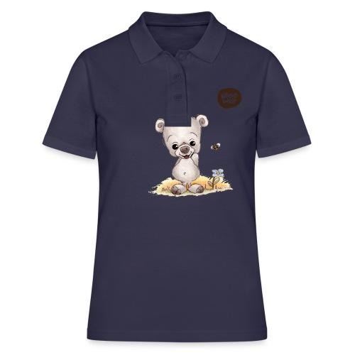 Noah der kleine Bär - Frauen Polo Shirt
