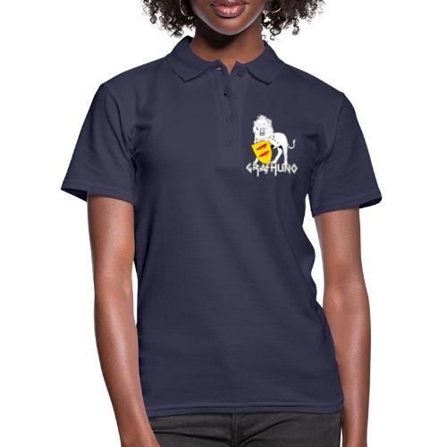 Ostfriesland Häuptlinge Graf Huno von Rastede - Frauen Polo Shirt