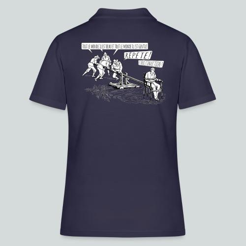Toute le monde il est gentil ! - Women's Polo Shirt