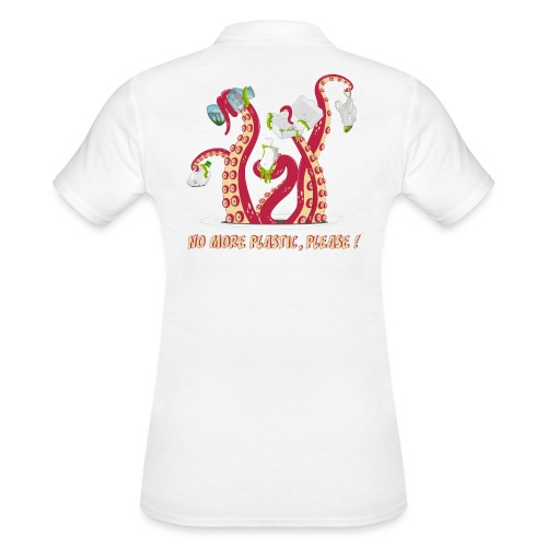 No more plastic ! - Women's Polo Shirt