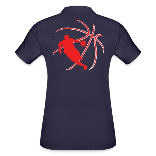 Basketball - Women's Polo Shirt