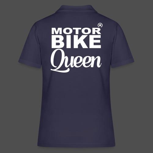 Motorbike Queen 8KQ01 - Frauen Polo Shirt