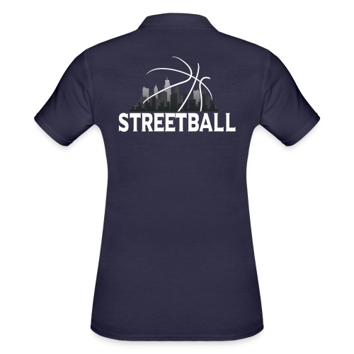 Streetball Skyline - Street basketball - Women's Polo Shirt