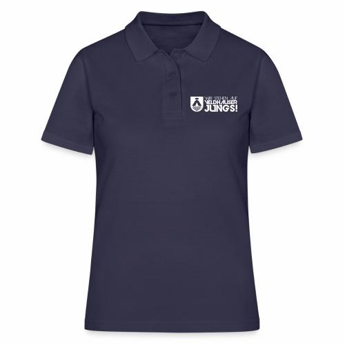 wappen maedel - Frauen Polo Shirt